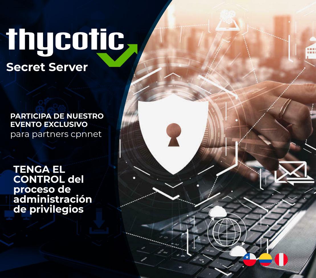 thycotic secret server
